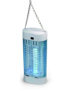 Domo KX006N/1 Insectendoder 2000V Wit/Blauw