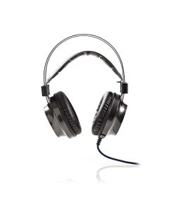 Gamingheadset | Over-Ear | Force-Feedback | LED-Verlichting | 3,5-mm & USB-Connectoren